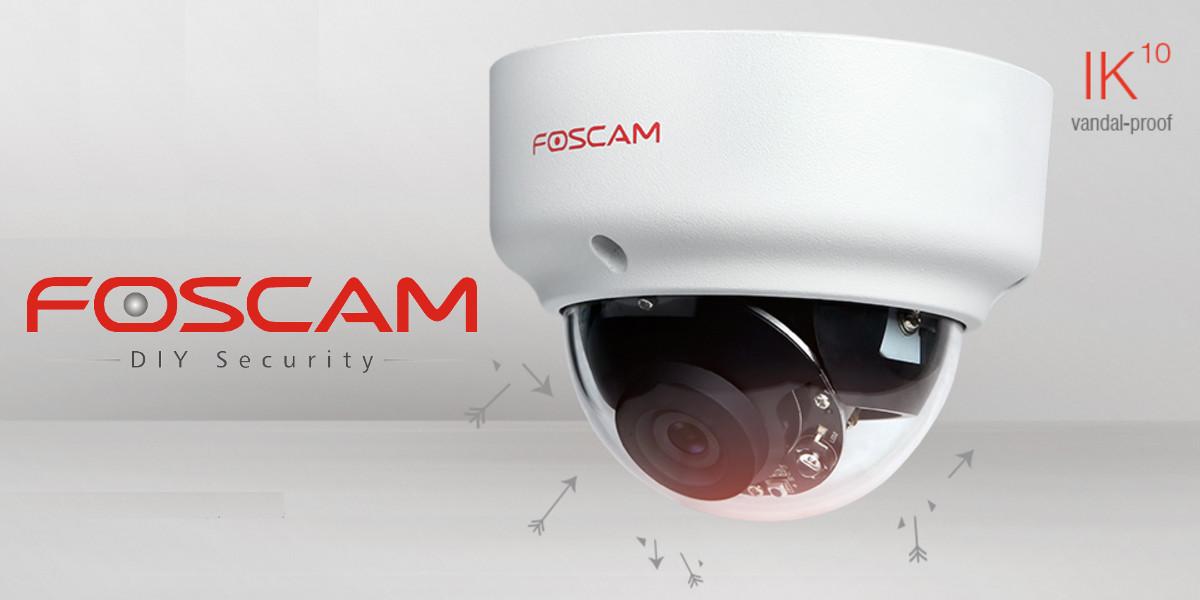 Caméra IP - Distributeur agréé Foscam