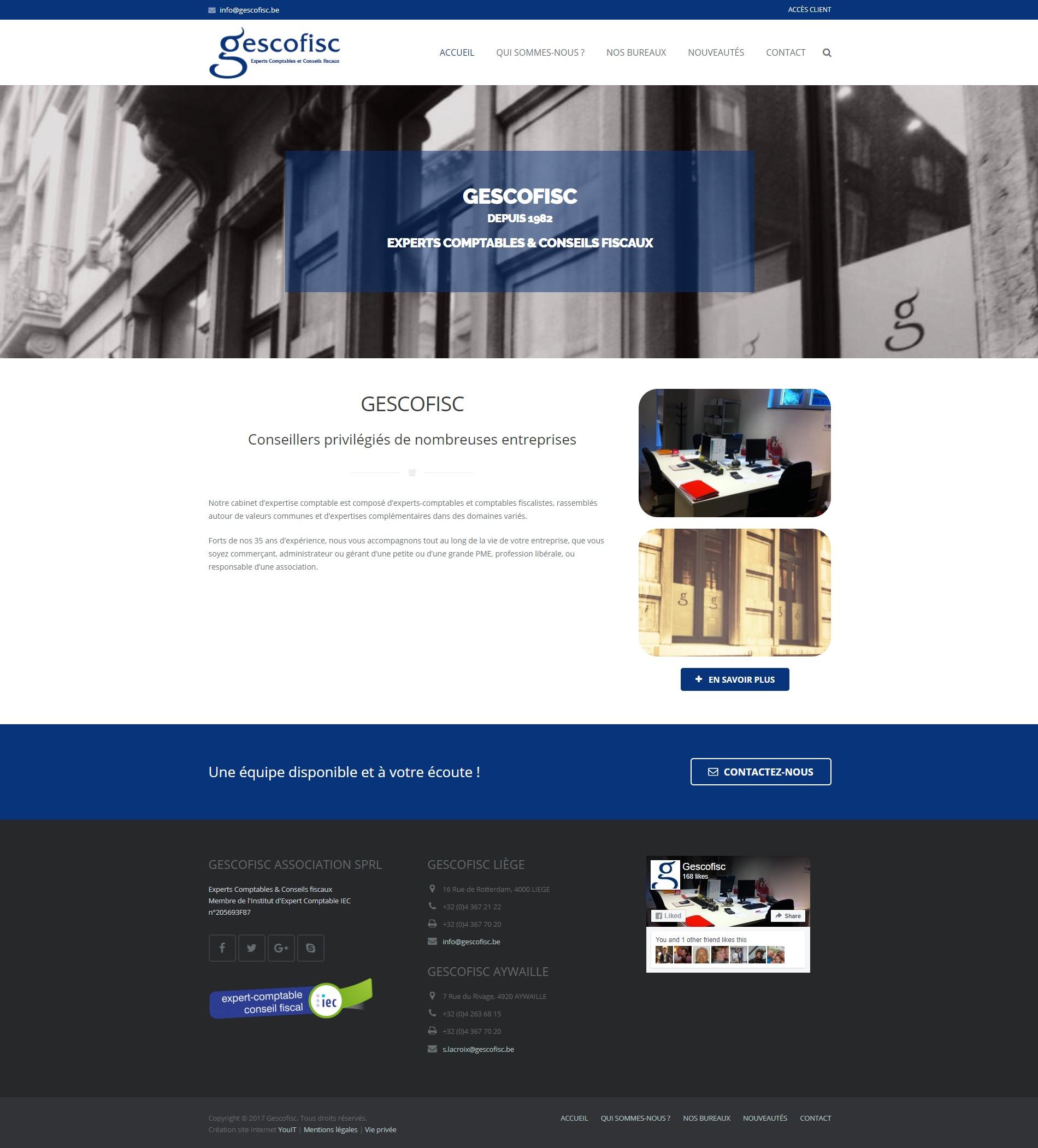 site internet gescofisc