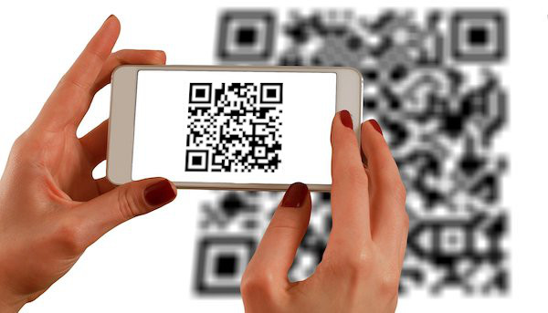 Code QR Scan Carte restaurant