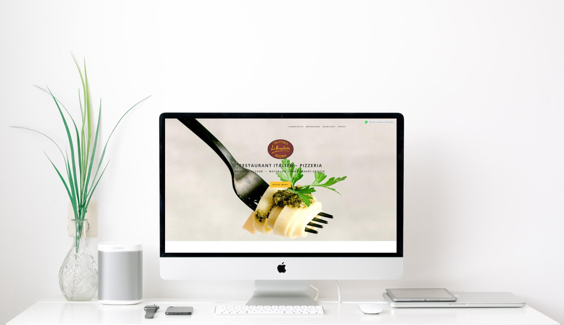 site internet pour restaurant